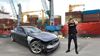 BMW კოპარტიდან #2 – რა შევუკვეთეთ? რა ჩამოვიდა!