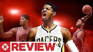 NBA 2K17 Review