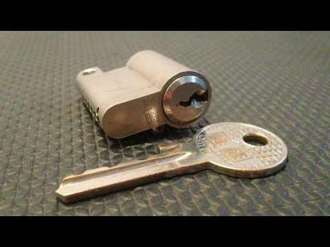 Взлом отмычками GEGE - Kaba   Lockpicking GE GE ()