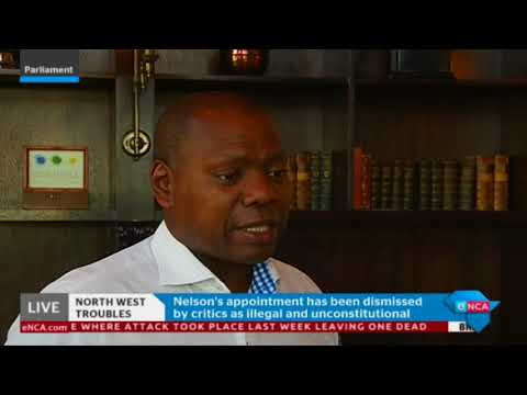 Zweli Mkhize speaks to us about the North West