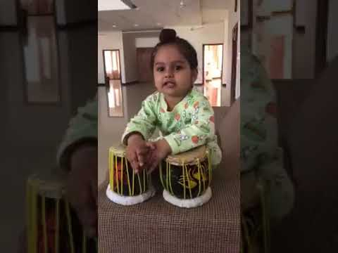 Waheguru ji | Punjabi kid playing tabla - Waheguru Simran Kirtan.