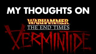 My thoughts on Warhammer: Vermintide Beta