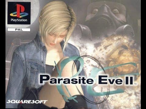 Parasite Eve 2 - PSX [Detonado] F1 Akropolis, Los Angeles