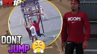 We Almost Sold! The Pure Slasher Is Still Dunking On Everyone! NBA 2K18 Playgrounds Gameplay