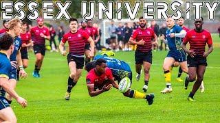 UNIVERSITY OF ESSEX 2018/19 PRE SEASON BUCS VIDEO