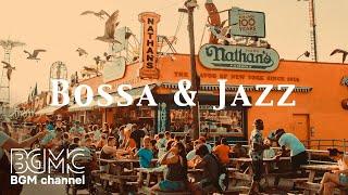 Mellow January Jazz Cafe - Elegant Jazz & Bossa Nova - Coffee Music for Stress Relief