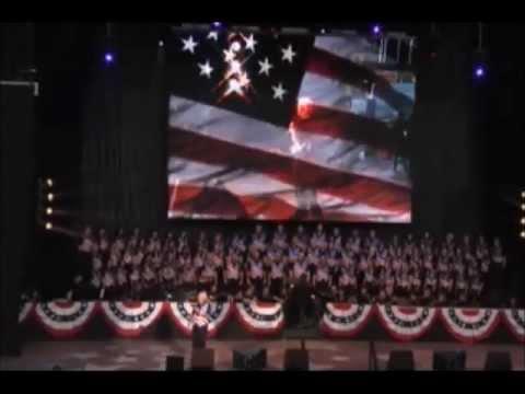 Great Patriotic Songs: America My Home Celebrate America 2012