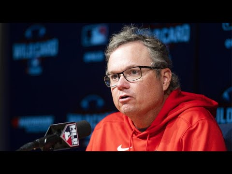 Cardinals fire Mike Shildt over 'philosophical differences'