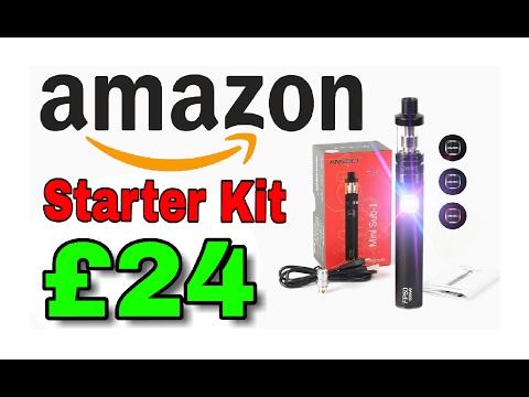 Best budget vape kit for £24? Salcar - Mini Sub 2 on Amazon 2017