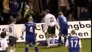 Самые угарные моменты футбола flv