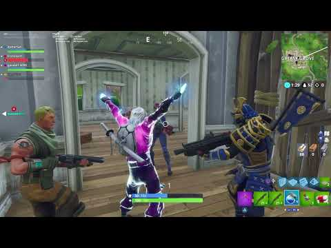 When You Finally Get The New Galaxy Skin In Fortnite Insane Funny