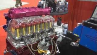 Máquina de fazer Flushing no motor de forma mais segura.