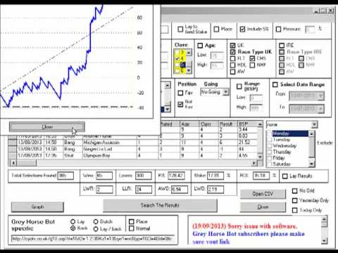 Chase system for betting