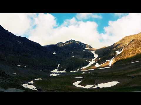 Transfagarasan road, Carpathian Mountains, Romania. Nature Landscape HD