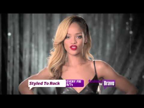 Styled To Rock Premieres October 25