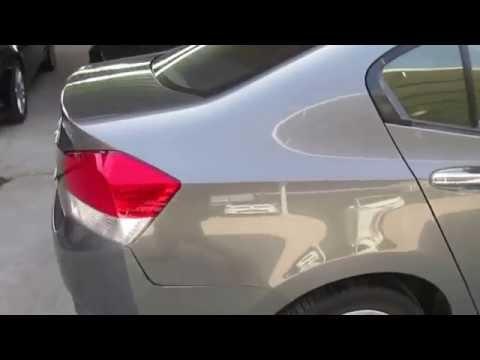 รถเก๋งมือสอง รถราคาถูก Honda (ฮอนด้า ซิตี้) City Top สีเทา ปี 2008 เครื่อง 1.5  เกียร์ออโต้#UC57