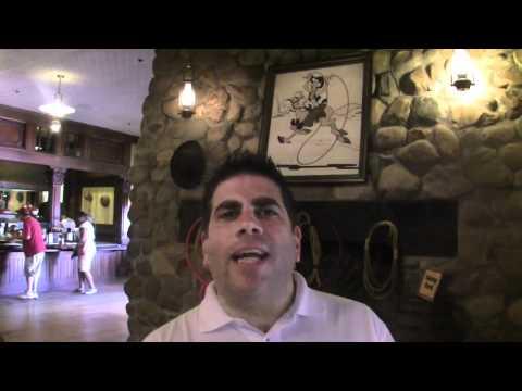 Pecos Bill Cafe in Walt Disney World Tour with Lou Mongello
