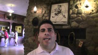 Pecos Bill Cafe in Walt Disney World Tour with Lou Mongello