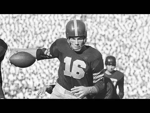 Remembering Hall of Famer Frank Gifford