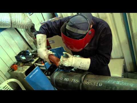 Multimarine Services Ltd - Air Boosters Refurbishment Project