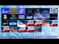 """Эволюция заставок информационной программы """"Новости"""" на Первом канале (перезалив)"""