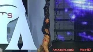 Adela Garcia's 2009 Olympia routine