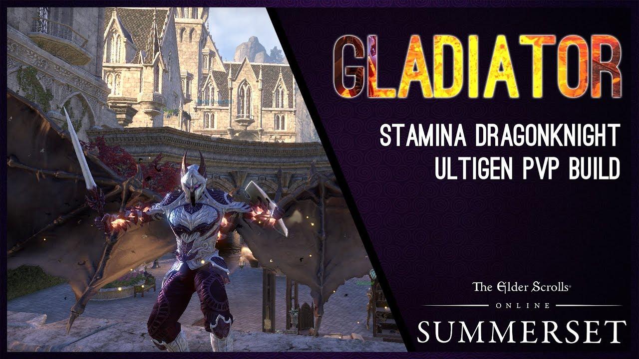 Stamina DK Ultigen Gladiator - Archived - AlcastHQ