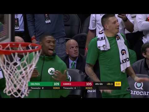 Boston Celtics vs Atlanta Hawks: November 6, 2017