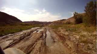 Namibia off-road driving