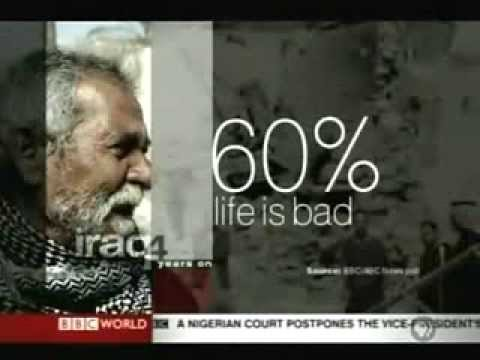 The Iraq War by Number 2007