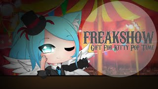 -Freakshow- MEME- Gift For Kitty Pop Time- FLASH WARNING-