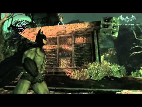 Batman  Arkham Asylum |  Walkthrough 9   The Batmobile