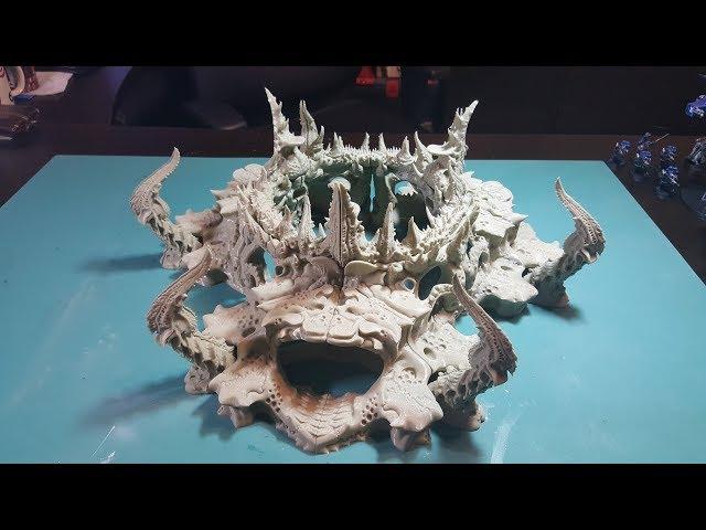 Worlds Over Run:  Thorn Hive Mega Maw