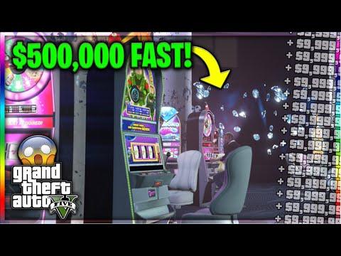 $500,000 In 2 MINUTES? SOLO Casino MONEY Method In GTA 5 Online
