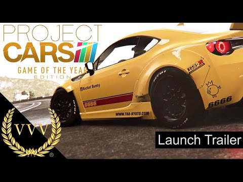 Project CARS Game of the Year Edition Youtube Video