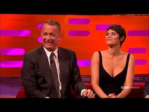 "Tom Hanks' on Norton Show. – "" Clint Eastwood Impression"""
