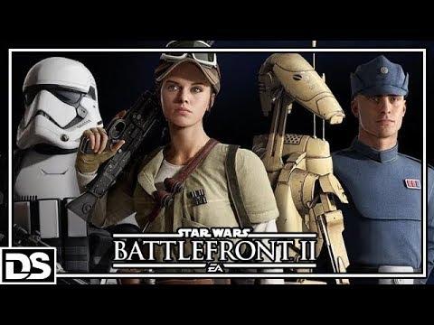 Star Wars Battlefront 2 Gameplay German - Nachtschwärmer Stream (Let's Play Deutsch Multiplayer