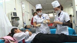 12 học sinh ở Tuyên Quang bị ngộ độc thực phẩm đã được ra viện