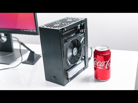 Velka 3 - World's Smallest RTX 2070 Build!