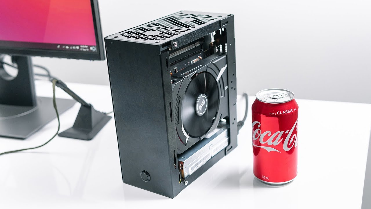 Velka 3 VK-3 mini-ITX computer case