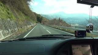 【HD 5.1ch】 群馬 吹割の滝・老神温泉ドライブ part.2