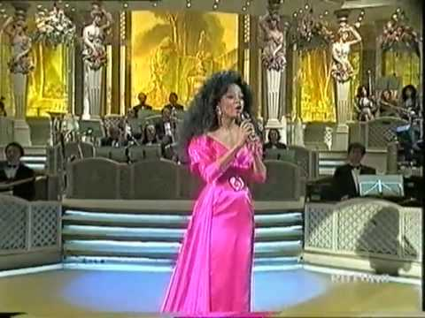 Diana Ross Upside Down San Remo 93