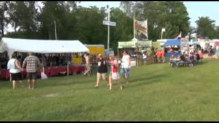 2014 Moondance Jam-End of my First Day-Walker Minnesota 2