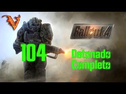 Fallout 4 - Detonado - S2 - 104 - Torso de T-60c Lendário