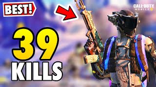 *NEW* S36 IS OP! | BEST LMG | CALL OF DUTY MOBILE BATTLE ROYALE