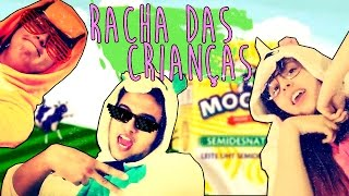 A RACHA DAS CRIANÇAS   Satty Joga feat. Damiani e Daorale