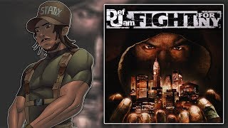 Def Jam Fight For NY | STATiX J Review