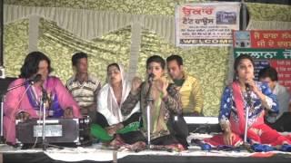 Jyoti Nooran And Sultana Nooran live darbar baba lakh data ji bath kalan nakodar part 03