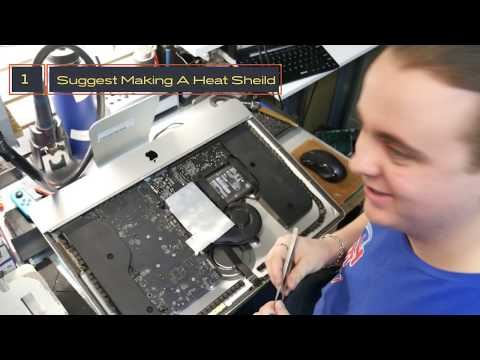 iMac 2015 A1418 EFI Password Lock Removal 100% Working! Detailed short version