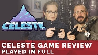 Celeste Video Game Review - Opinion, Discussion, & Gameplay - Played in Full